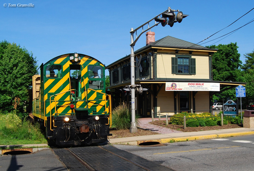 New Jersey Train Rides And Railroad Museums Guide