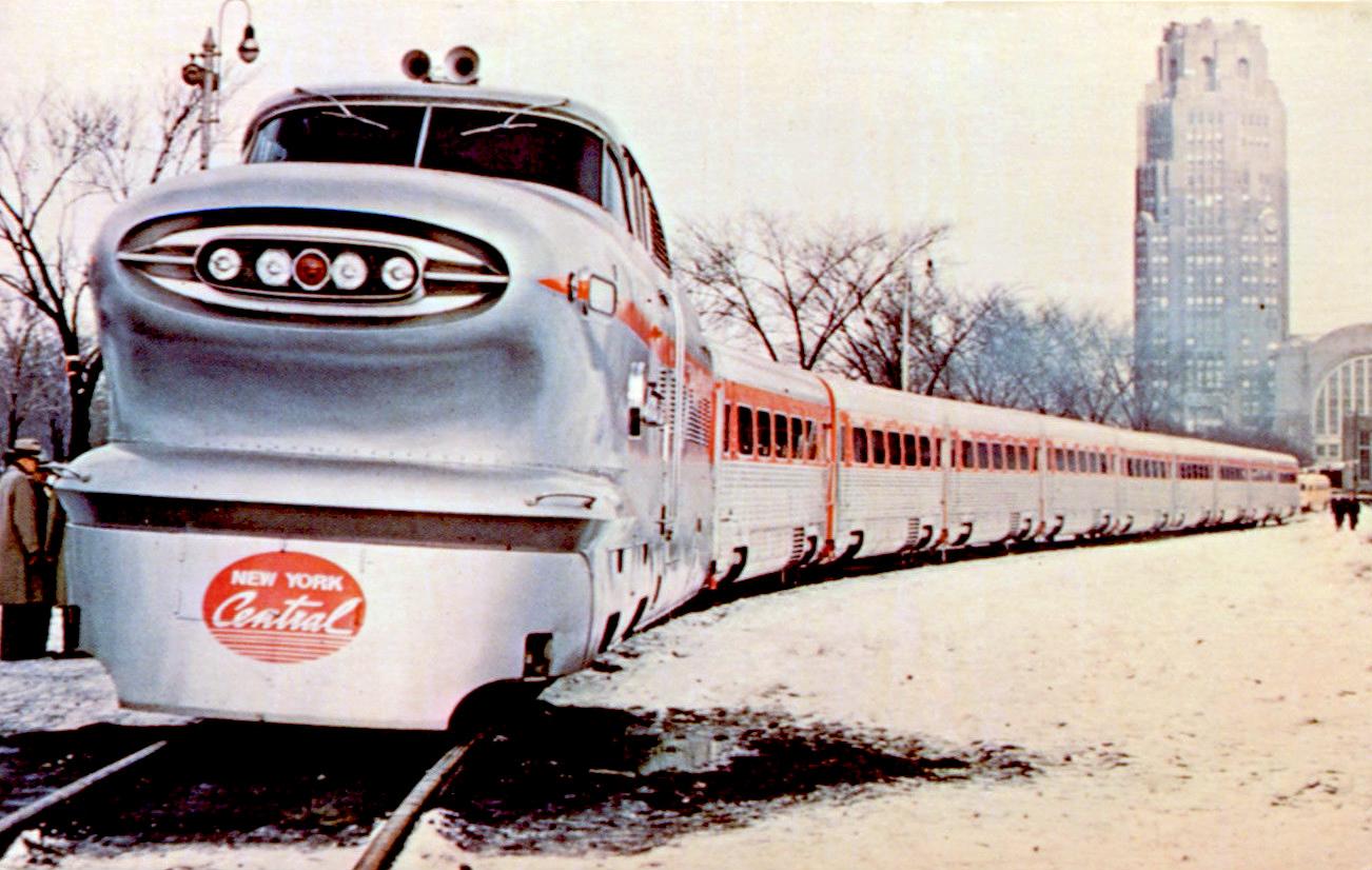 The General Motors 39 Aerotrain