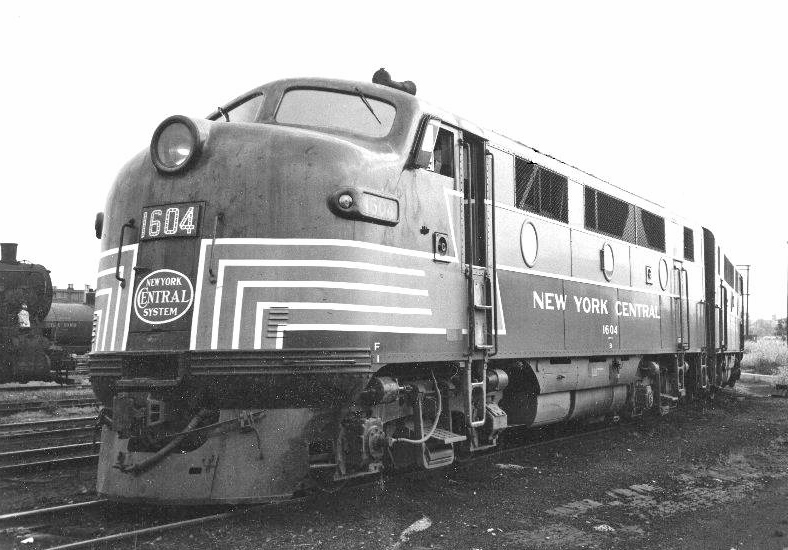 Central Maine Motors >> The EMD F2