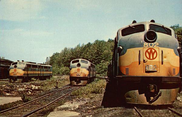 New York Ontario And Western Railway