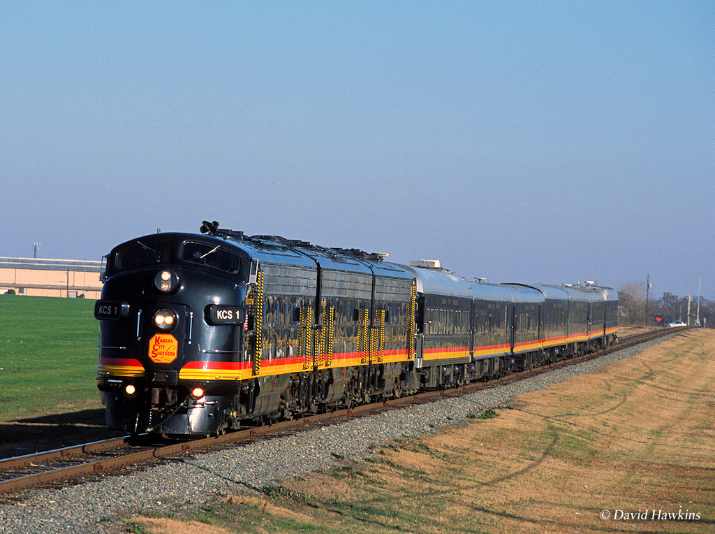 The Kansas City Southern Railway