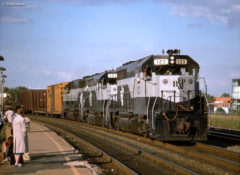 Richmond Fredericksburg And Potomac Railroad