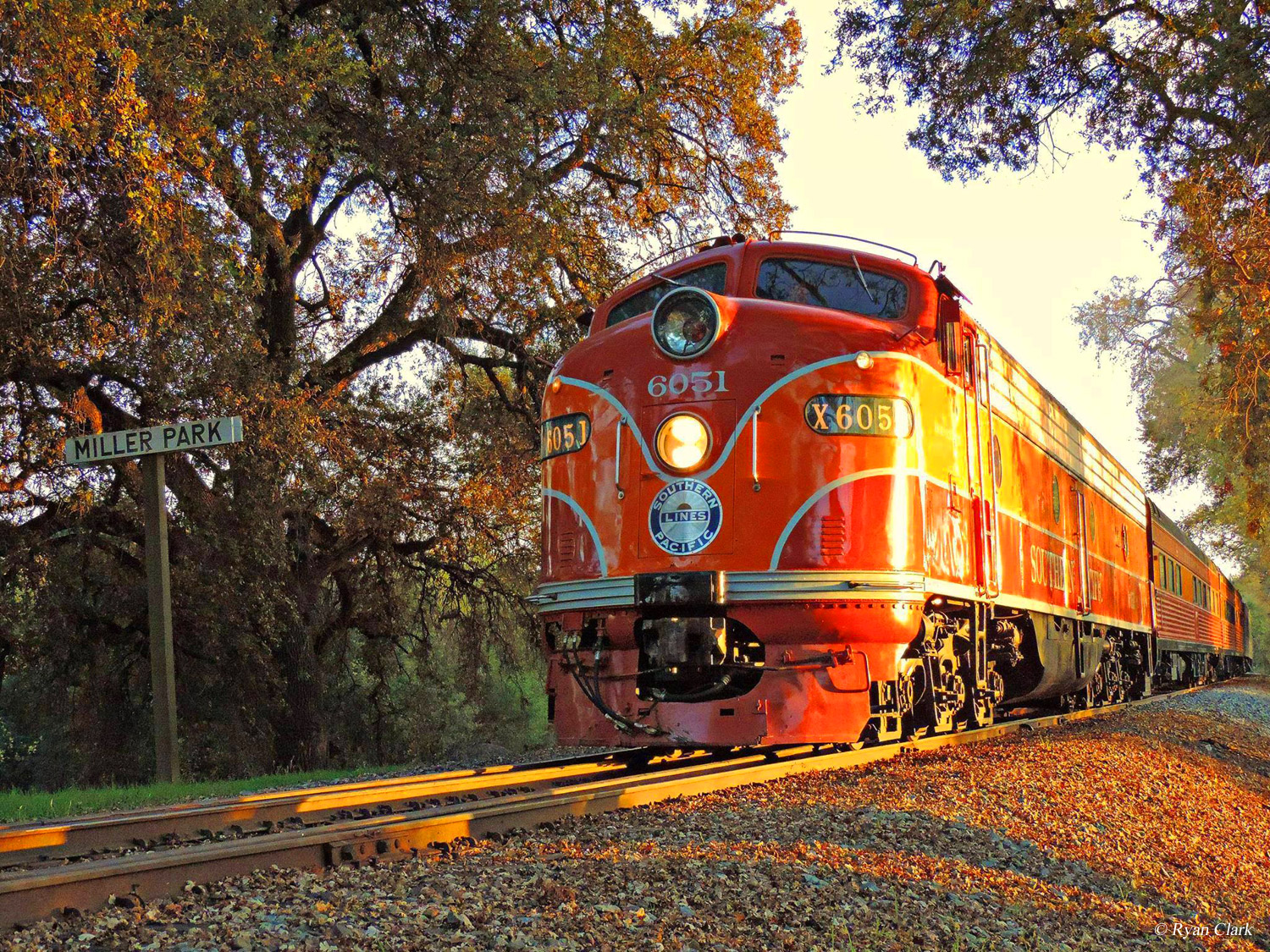California Train Rides And Museums