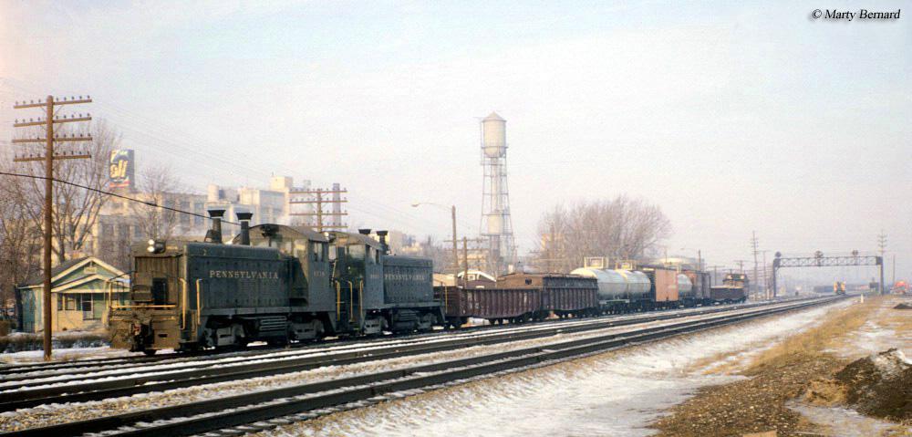 Pennsylvania Railroad The Prr
