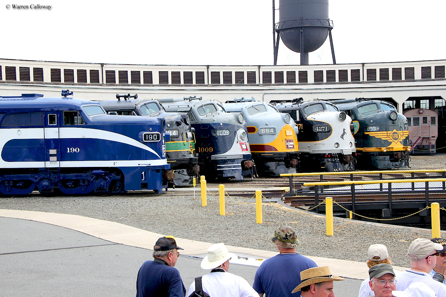 Streamliners At Spencer