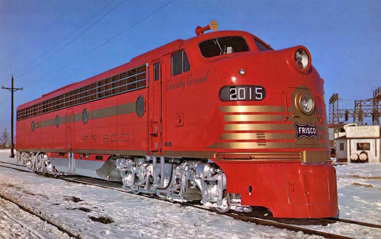 St louis san francisco railway quot ship it on the frisco quot