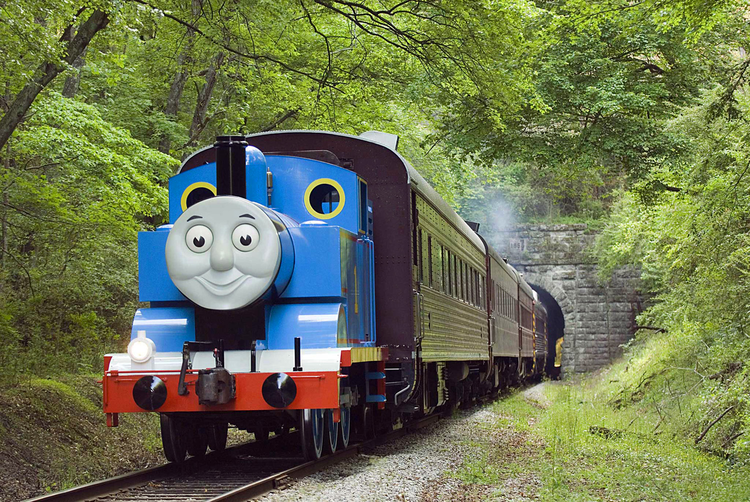 Thomas The Train Quot Day Out With Thomas Quot 2017 Schedule
