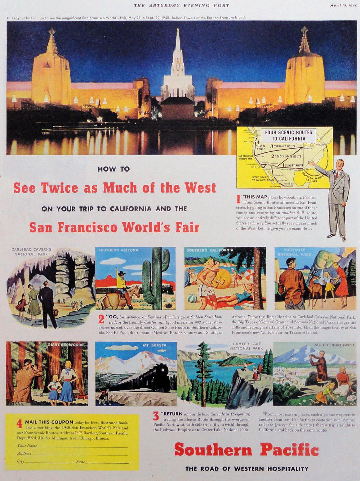 The San Francisco World's Fair