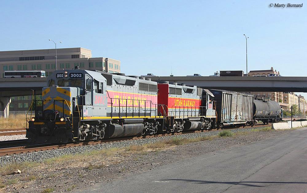 utah railroad jobs
