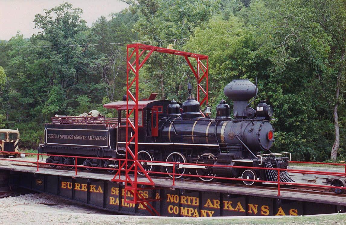 arkansas train rides railroad museums. Black Bedroom Furniture Sets. Home Design Ideas
