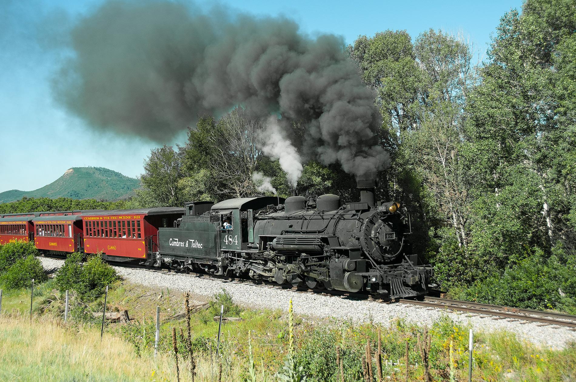 Colorado Train Rides