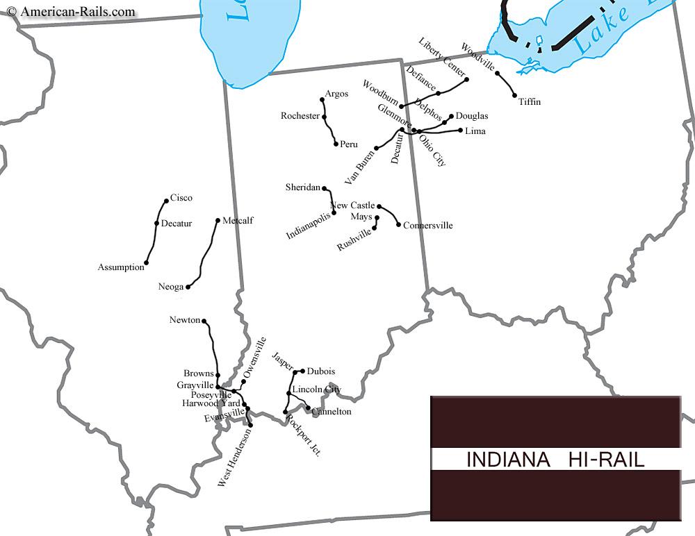 The Indiana HiRail Corporation