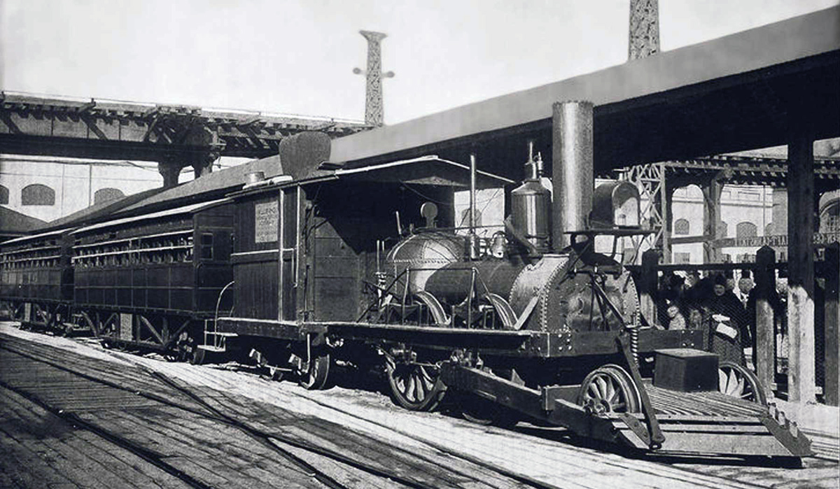 The camden and amboy railroad for The camden