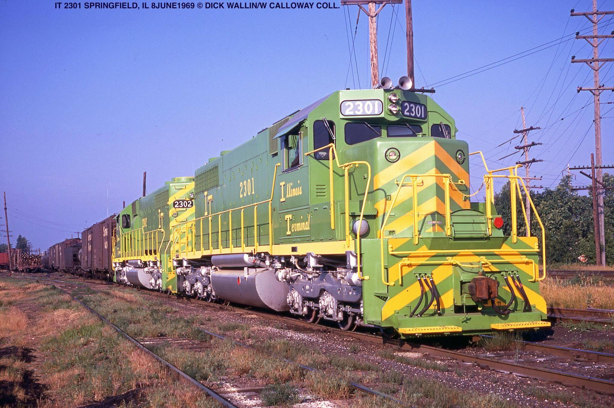 Illinois Terminal Railroad