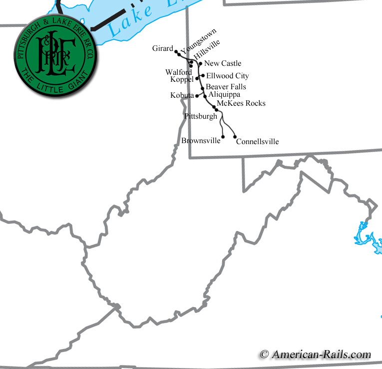 The Pittsburgh and Lake Erie Railroad