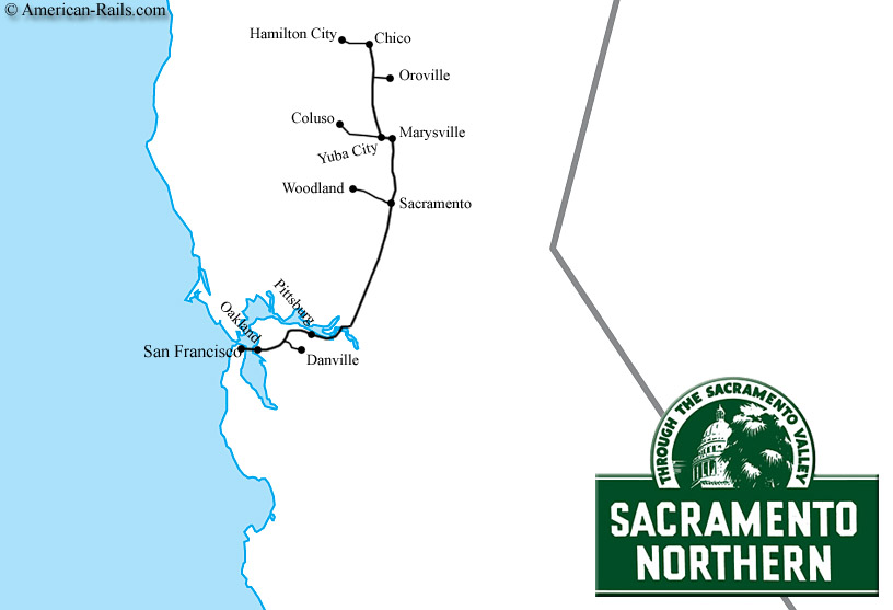 sacramento-northern-railway-map Sacramento Central Pacific Railroad Map on central pacific engine sacramento, arcade railroad station sacramento, southern pacific sacramento, central pacific railway, paintings of bridge in sacramento, sutter s fort sacramento,