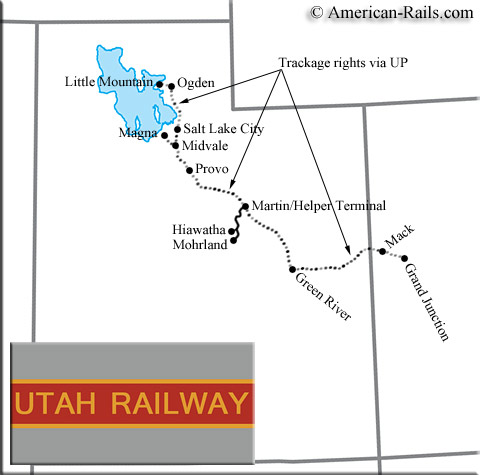 The Utah Railway