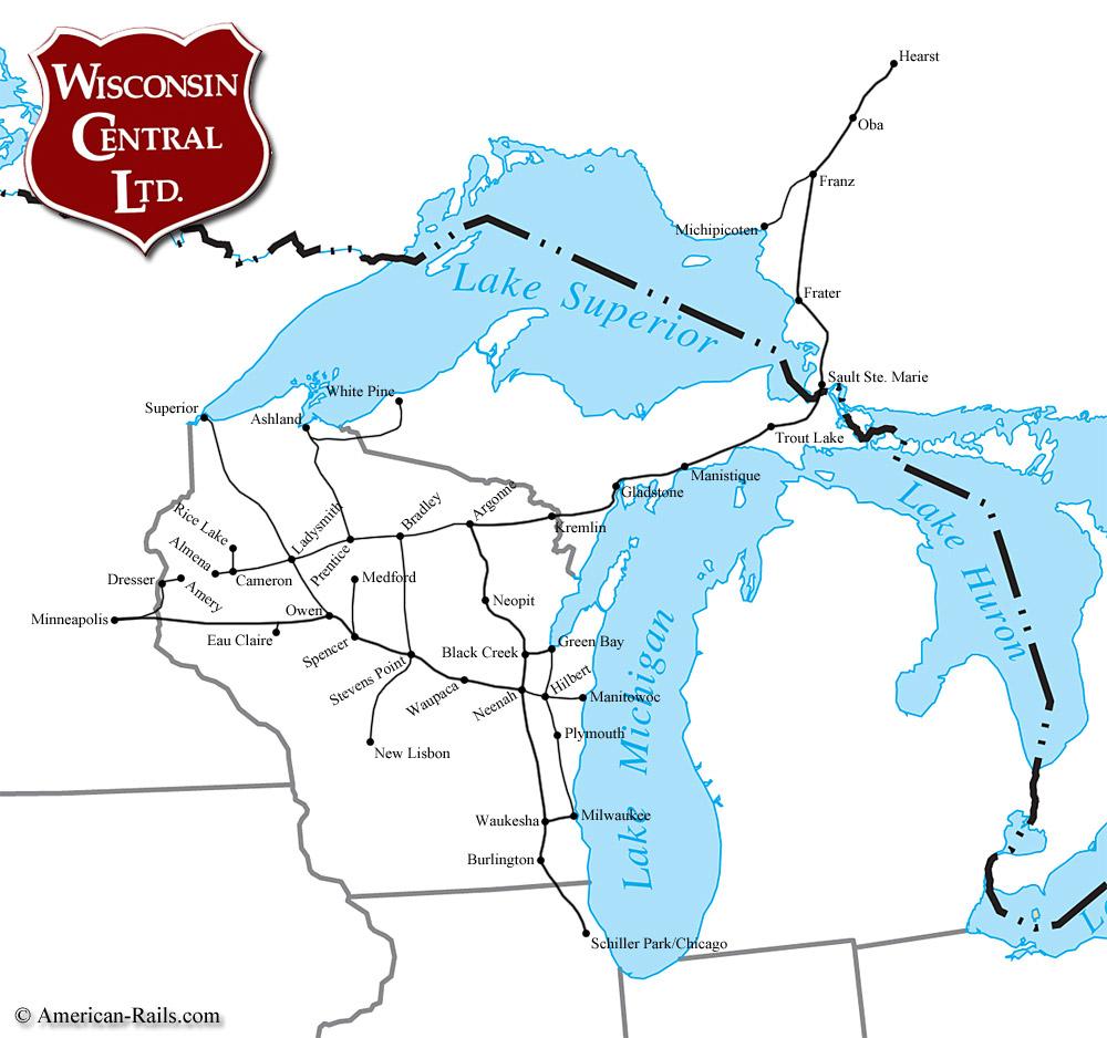 Wisconsin Central Railway