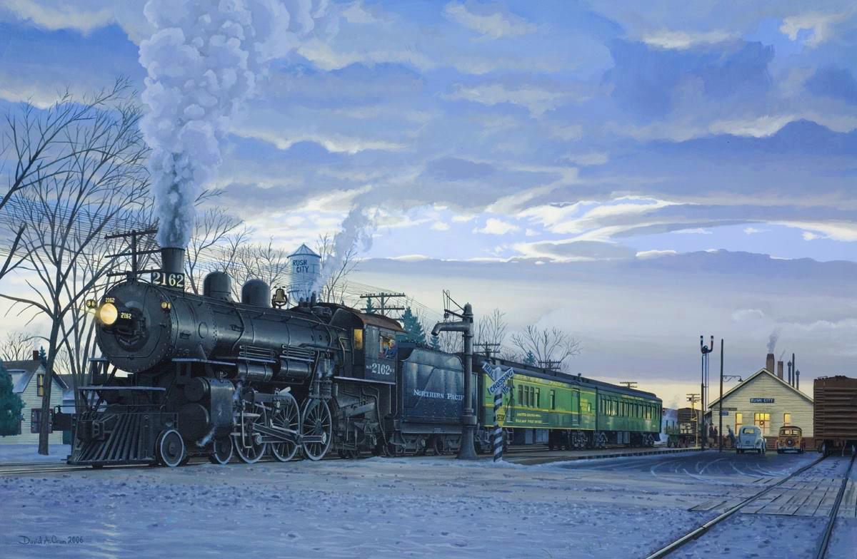 Polar Express Train Rides 2019