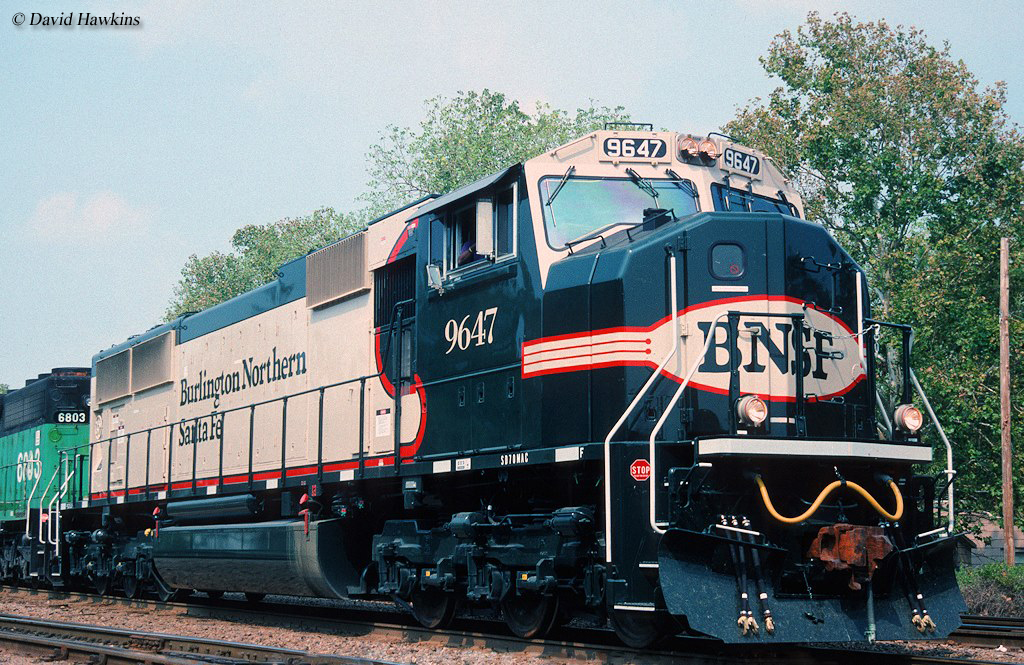 The Bnsf Railway
