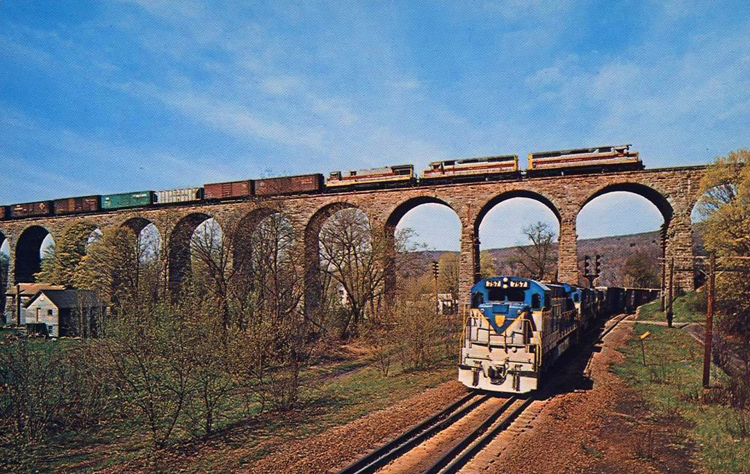 Railroad Property