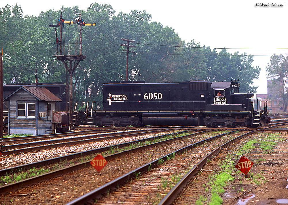 The Illinois Central Railroad