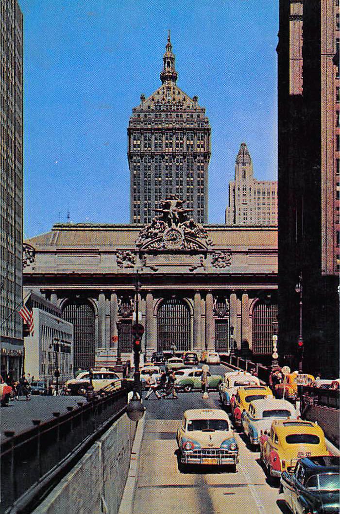 Grand Central Terminal Also