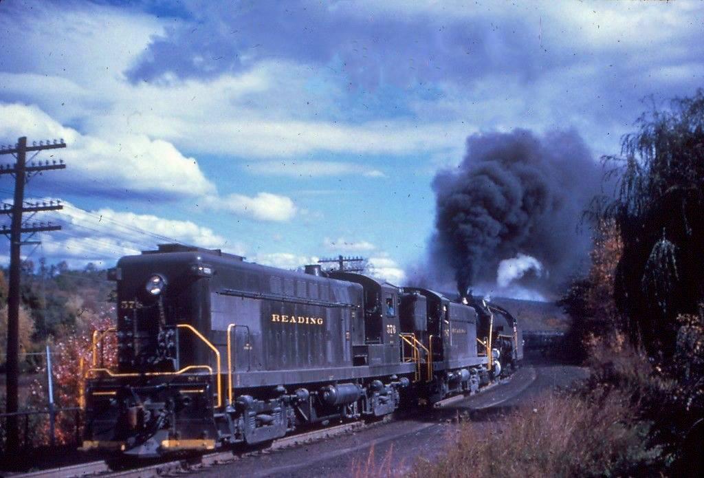 Pennsylvania Railroads