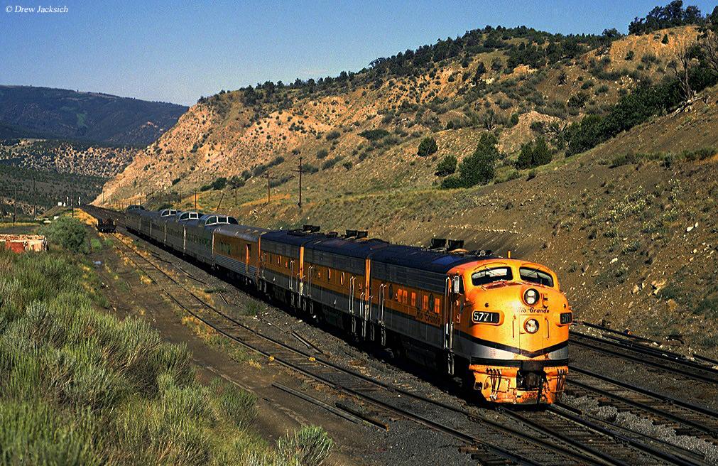 denver and rio grande western railroad