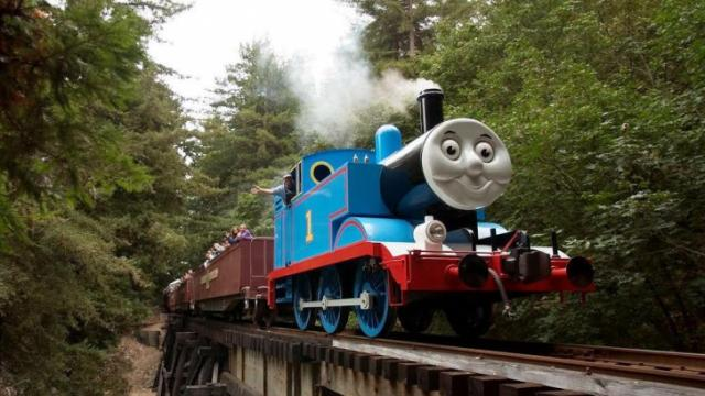 Thomas The Train Quot Day Out With Thomas Quot 2018 Schedule