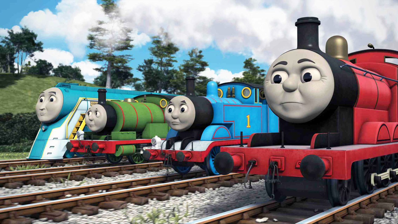 Thomas The Train: Day Out With Thomas Train Rides, 2019
